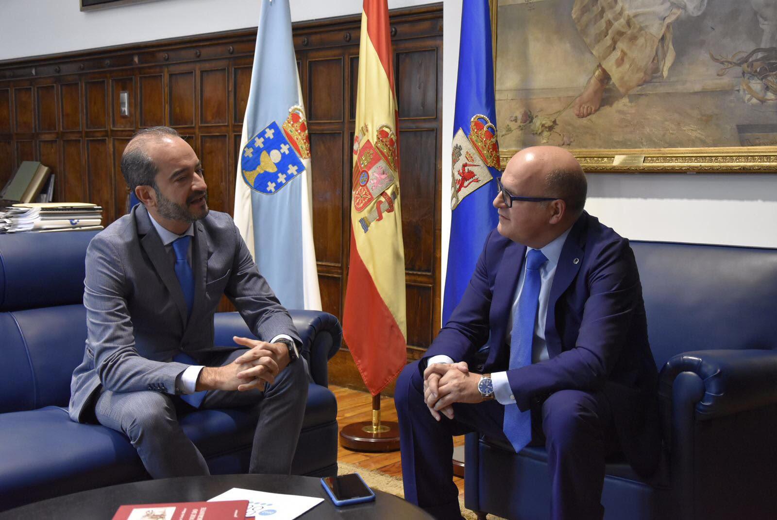 El Gobierno de Ourense y el Estado de Nueva York, pioneros en la implantación del sistema de Auditoría Social de la Transparencia, Dyntra
