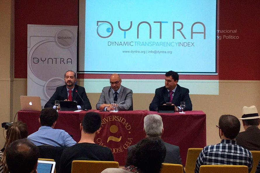 1er Estudio de Transparencia de los Partidos Políticos en España