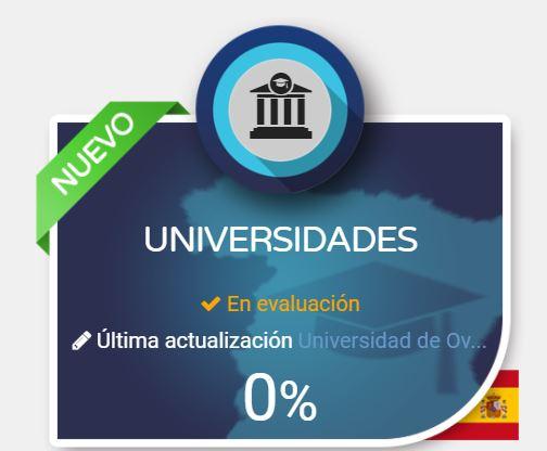 Nuevo Estudio Dyntra sobre la Transparencia Pública de las Universidades Españolas