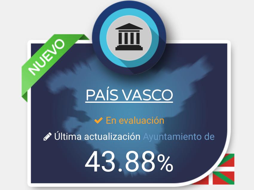 Dyntra publica un estudio sobre  la Transparencia Municipal en el País Vasco – Euskadi