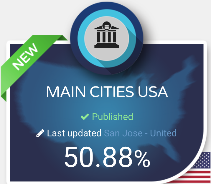 Dallas is the Most Transparent City in the US according to Dyntra Main Cities USA Ranking